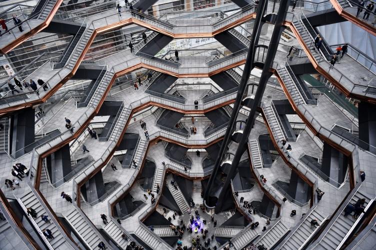 архитектура-ньюйорк