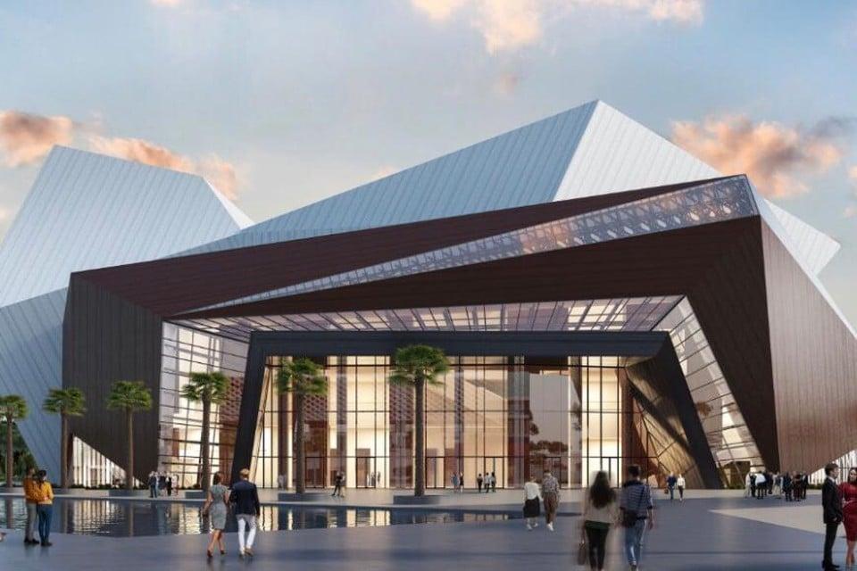 концертный комплекс сириус сочи